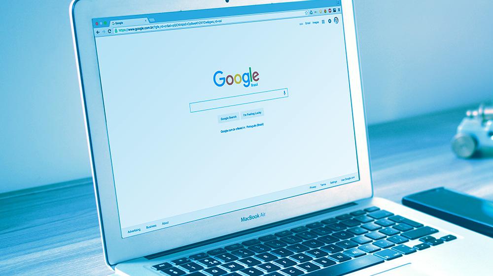 Résultats de recherche Google